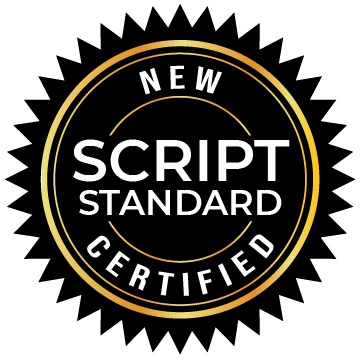 New SCRIPT Standard Certified Seal